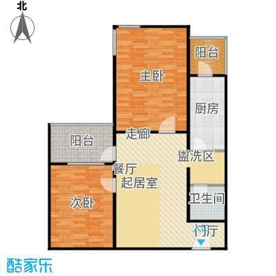 望园东里82.89㎡二居室82.89平米.jpg户型