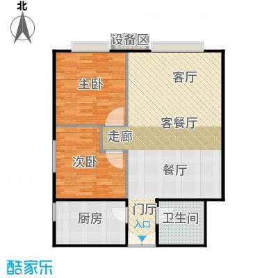 西成忆树11号楼三单元01户型