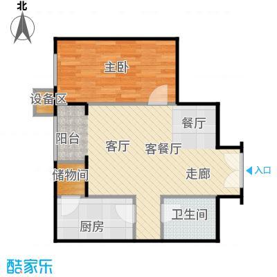 西成忆树11号楼三单元09户型