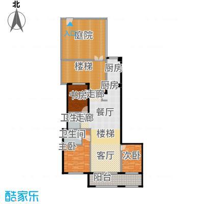 花墅香醍(龙湖・花盛香醍)147.00㎡JY一层户型10室