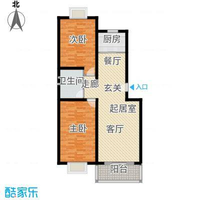紫源京珠花园99.00㎡紫源京珠花园99.00㎡2室2厅QQ
