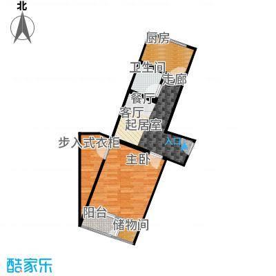 c-park时尚广场商业平面户型