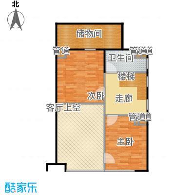 珠江四季悦城3居2层-4户型