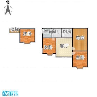 青砖府邸117.27㎡青砖府邸117.27㎡户型10室