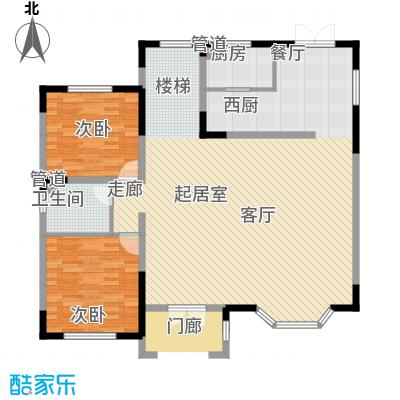 世外桃苑・峰景湾D户型
