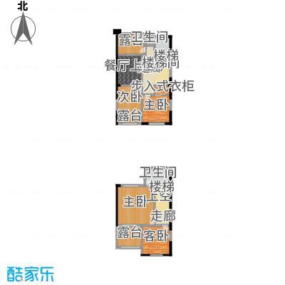 鸿威・翡翠城户型4室2卫