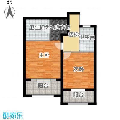 �溪69.06㎡户型10室