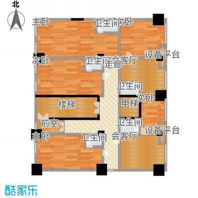 华江.乐天花亭单身公寓,51-68平米户型