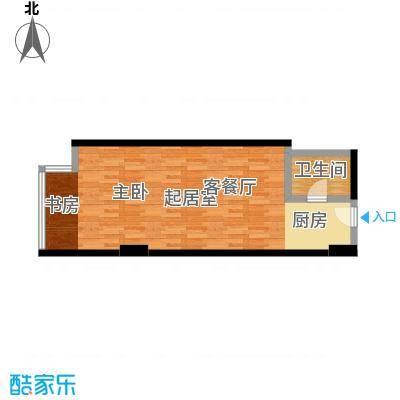 中海龙港(BOBO国际)48.69㎡53.03户型