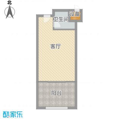 戴斯大卫营49.00㎡酒店精装公寓(复式套房)底层 销售面积49㎡实得面积87.53㎡户型1室1厅2卫