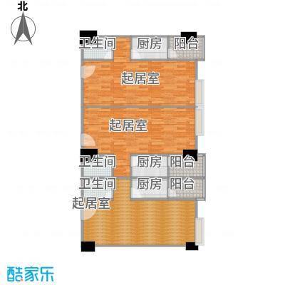 中远铭楼(中远公馆)40.00㎡2户型