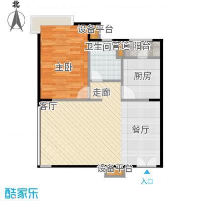 宝星国际(宝星园二期)1#楼D户型/8#楼A户型