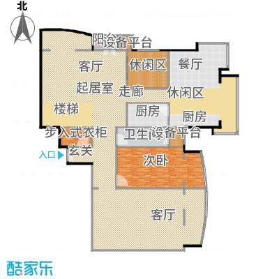 PARK北京512.00㎡SD首层户型1室1卫1厨
