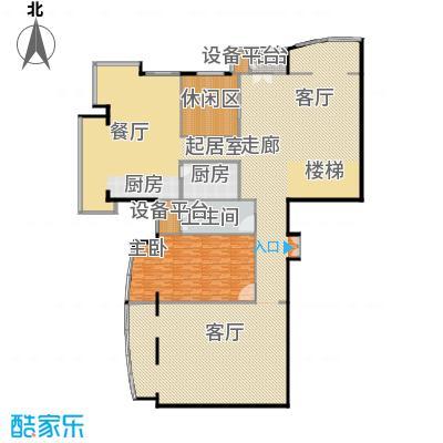 PARK北京496.00㎡SD1首层户型1室1卫1厨