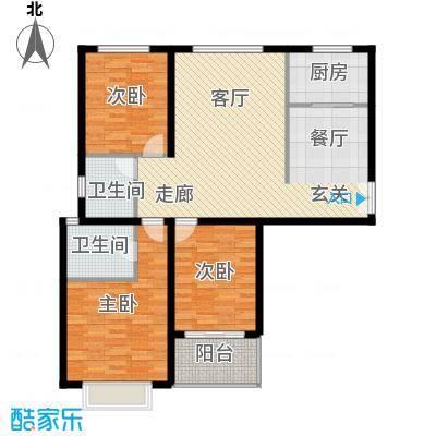 顺田君邑3室2厅1卫