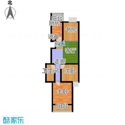 万和公寓103.00㎡万和公寓103.00㎡户型10室