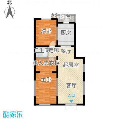 朝阳旺角1、3、5、15楼底商01户型