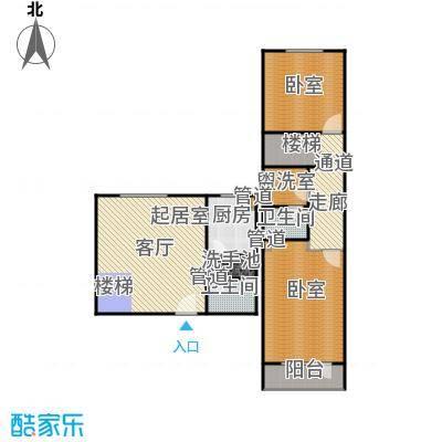 华世隆国际公寓146.81户型