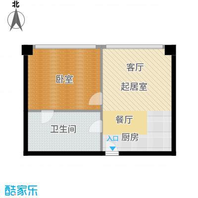 大悦公寓89.22㎡N03户型10室