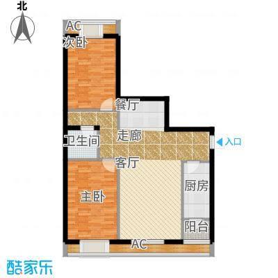 半岛公寓8-2-09-2j户型