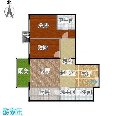 星源国际公寓E座-03户型