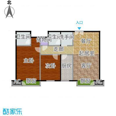 星源国际公寓C座-03户型