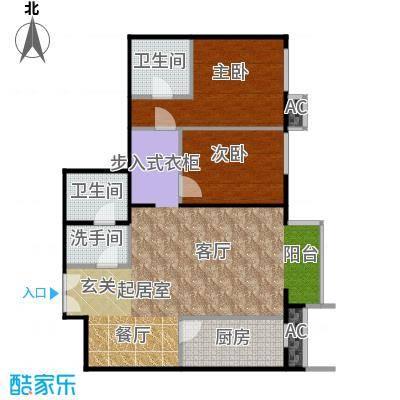 星源国际公寓E座-01户型