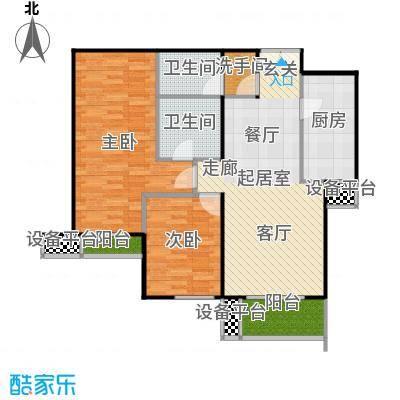1星源国际公寓A座-03户型