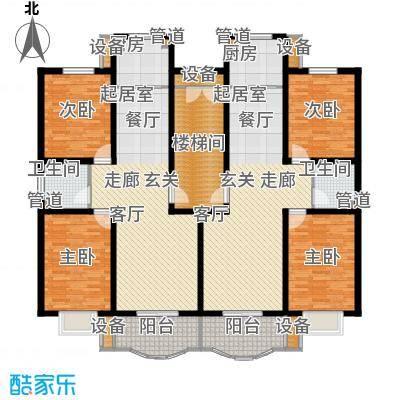 青青新城91.68㎡A户型