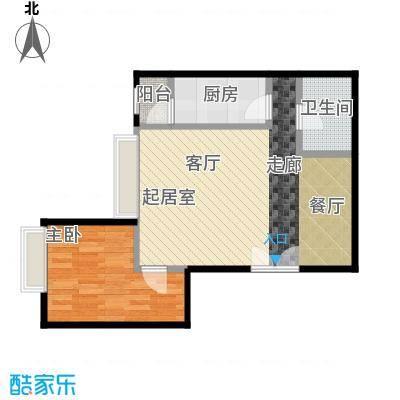 宝星・华庭53.62㎡9单元A、B、10单元D、E户型10室