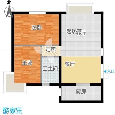 禧福汇国际社区106.00㎡R72-05户型10室
