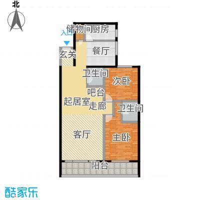 绿荫芳林134.00㎡绿荫芳林134.00㎡户型10室