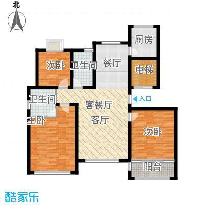 东发现代城123.00㎡东发现代城123.00㎡户型10室