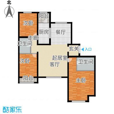 禧福汇国际社区212.00㎡R7户型10室