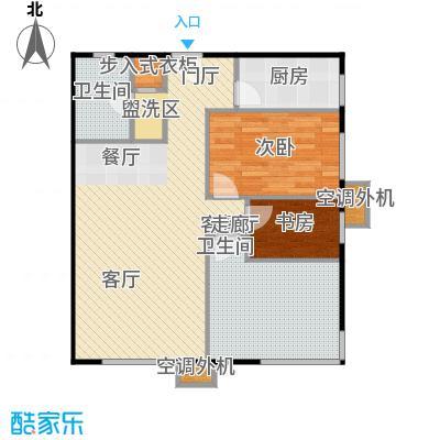 博客雅居104.06㎡E06户型三室二厅一卫户型