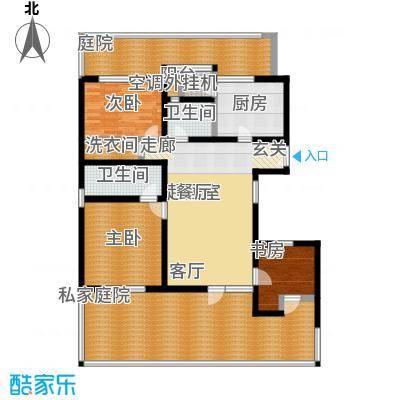 万科青青家园129.56㎡万科青青家园129.56㎡户型10室