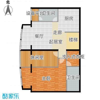 PARK北京219.00㎡SD户型1室2卫