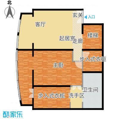 PARK北京219.00㎡SD户型1室1卫