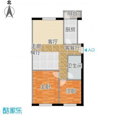悠唐・麒麟公馆94.79㎡01户型10室