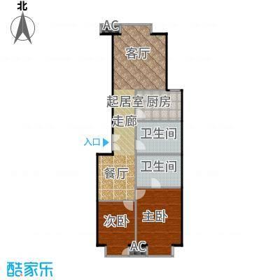 星源国际公寓C座-02户型