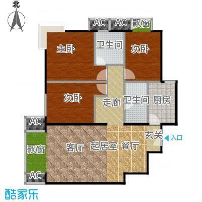 星源国际公寓E座-05户型