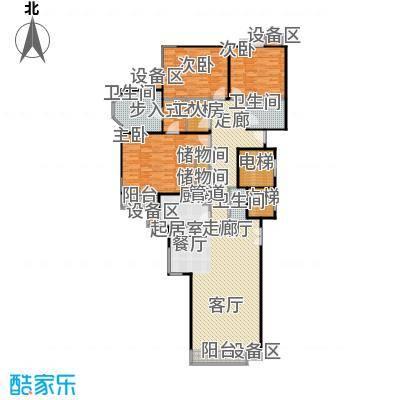 东润枫景178.85㎡东润枫景178.85㎡户型10室