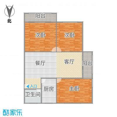 国地公寓户型图