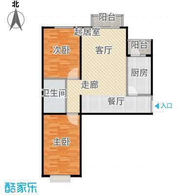 瑞雪春堂89.47㎡B11户型10室