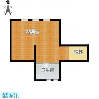 花墅香醍(龙湖・花盛香醍)60.00㎡H阁楼层户型10室