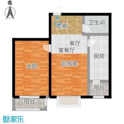 矩阵・天悦73.92㎡16-2户型10室