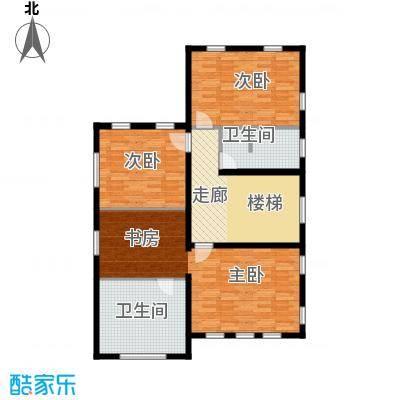 珠江紫宸山109.82㎡K09三层户型10室