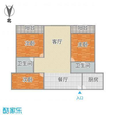 盛源大厦公寓户型图