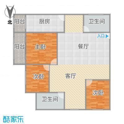 鹏欣公寓户型图