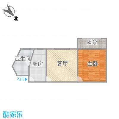 百龙小区户型图
